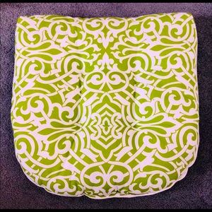 New Pier 1 Imports outdoor chair cushion pillow